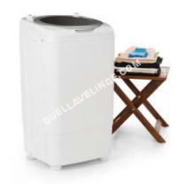 lave-linge ONECONCEPT Ecowash Deluxe  Machine  laver de camping kg 350W Fonction essorage