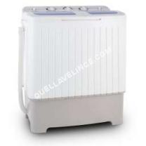 lave-linge ONECONCEPT Ecowash XXL Machine  laver 6,8 kg essoreuse 5,2 kg