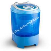 lave-linge ONECONCEPT ONECONCEPT ONECONCEPT SG003 Machine à laver avec fonction essorage 2,8kg 180W IPX4