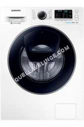 lave-linge SAMSUNG Lave linge hublot  WW80K510VW