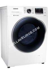 lave-linge SAMSUNG Lave linge sechant  WD80J5430AW CRYSTAL CARE