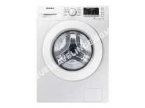 lave-linge SAMSUNG WW0J5585MW  Machine à laver  indépendant  largeur : 60 cm  profondeur : 55 cm  hauteur : 85 cm  chargement frontal  63 litres   kg  1400 tours/min  blanc