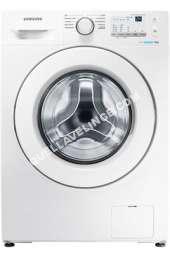 lave-linge SAMSUNG WW0J3467KW  Machine à laver  indépendant  largeur : 60 cm  profondeur : 60 cm  hauteur : 5 cm  chargement frontal  56 litres   kg  1400 tours/min  blanc