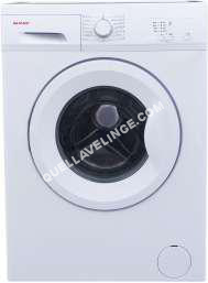 lave-linge Sharp Lave-Linge Frontal 60cm 5kg 1000t A++ Blanc Esfe5103w2