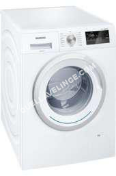 lave linge hublot siemens lave linge hublot wm14n120ff moins cher. Black Bedroom Furniture Sets. Home Design Ideas