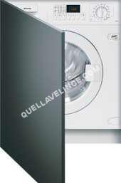 lave-linge SMEG Lave linge séchant hublot encastrable  LSTA 147