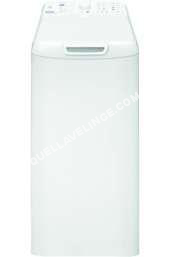 lave-linge VEDETTE Lavelinge top  VT602B Blanc