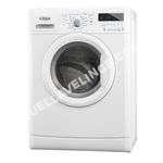 lave-linge WHIRLPOOL AWOD451  Machine à laver  pose libre  largeur : 59.5 cm  profondeur : 56.5 cm  hauteur : 5 cm  chargement frontal  56 litres   kg  1400 tours/min