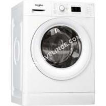 lave-linge WHIRLPOOL FWL1452WFR  Lave linge frontal   kg  1400 tours  min  A++  Blanc  FreshCare+