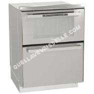 lave vaisselle CANDY Lave vaisselle + Four électrique DUO 609X 6 couverts, 60 cm, 45 dB, Pose libre