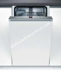 lave vaisselle  Lave vaisselle SPV53N00EU Tout intégrable 45 cm