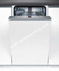 lave vaisselle BOSCH BoschSPV53M00EULAVEVAISSELLE INTEGRABLE  SPV53M00EU
