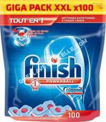 lave vaisselle AEG NZ7 Paquet de 00 tablettes pour lavevaisselle Tout en   Powerball All in  Max