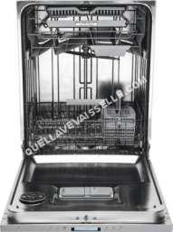 lave vaisselle ASKO Lave vaisselle tout intégrable  DSD644G