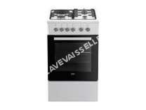 lave vaisselle BEKO FSS53000DW  Cuisinière  pose libre  largeur : 50 cm  profondeur : 60 cm  hauteur : 85 cm  classe   blanc