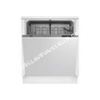 lave vaisselle encastrable beko din14210 lavevaisselle int grable largeur 59 8 cm profondeur 55
