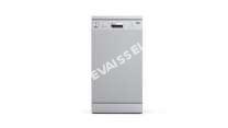 lave vaisselle BEKO UDFS05010S  Lavevaisselle  pose libre  largeur  44.8 cm  profondeur  60 cm  hauteur  85 cm