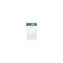 lave vaisselle BEKO PDIS26020  Lavevaisselle  intégrable  hauteur  82 cm  blanc