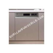 Lave Vaisselle BEKO Pdsn39530X Lave Vaisselle Intégrable