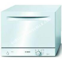 lave vaisselle BOSCH ActiveWater SKS51EEU  Lavevaisselle  pose libre  Niche  largeur  56 cm  profondeur  50 cm  hauteur  45 cm  blanc