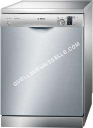 lave vaisselle BOSCH  Lave-Vaisselle 60cm 12c 48db A+ Inox Sms25ai00e Sileeplus