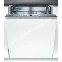 lave vaisselle BOSCH  Lave vaisselle Smv46AX04E