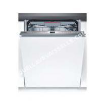 Lave Vaisselle Encastrable Bosch Lave Vaisselle Intégrable