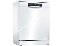 lave vaisselle BOSCH Serie  PerfectDry SMS8MW5E  Lavevaisselle  pose libre  largeur   cm  profondeur   cm  hauteur  84.5 cm  blanc