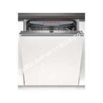 lave vaisselle BOSCH SM46MX03E-ave vaisselle tout encastrable-4 couverts-Silencieux 44 dB-A-arg 60 cm-Moteur EcoSilence Drive