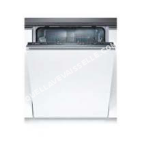 lave vaisselle BOSCH Lave vaisselle tout intégrable SMV41D00EU BOS01782