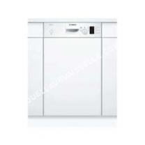 lave vaisselle BOSCH SPI25CW03E19390 - SPI25CW03E