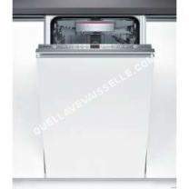 lave vaisselle BOSCH Lv Full Int 45  Spv66tx04e