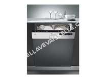 lave vaisselle CANDY Evospace CDSM 2D62X  Lavevaisselle  intégrable  largeur  59.8 cm  profondeur  57 cm  inox