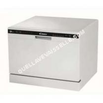 lave vaisselle CANDY CDCP 6/E  Lavevaisselle  pose libre  largeur  55 cm  profondeur  50 cm  hauteur  43.8 cm