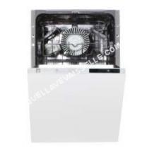 lave vaisselle CONTINENTAL EDISON CELV1047FI