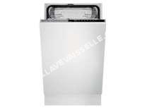lave vaisselle ELECTROLUX Lave vaisselle intégrable largeur 45 cm  LCTROLUX SL4510LO
