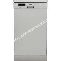 lave vaisselle HAIER  - Lave-vaisselle - 45 cm - 10 couverts - 47Db - Silver