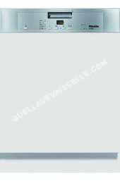 Lave Vaisselle Encastrable Miele Lave Vaisselle Encastrable G4203i