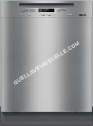 Lave Vaisselle Encastrable Miele Lave Vaisselle Encastrable G6630scu