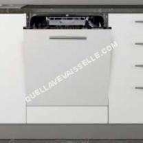 lave vaisselle ROSIERES Lave vaisselle tout intégrable RLF2DC623