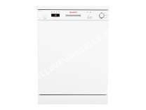 lave vaisselle Sharp Lave-vaisselle intégrable Qwc 12 F 492 W