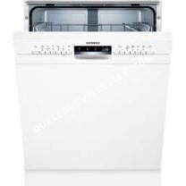 date de sortie 1b1af cb8f8 Lave-vaisselle-encastrable SIEMENS Lave-Vaisselle 60cm 12c ...