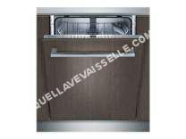 lave vaisselle SIEMENS  Lave vaisselle integrable Sn636X02GE