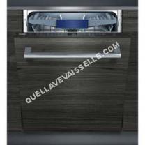 lave vaisselle SIEMENS Lave vaisselle tout intégrable  SN658X02ME
