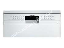 lave vaisselle SIEMENS  iQ300 SN236W03GE - Lave-vaisselle - pose libre - largeur : 60 cm - profondeur : 60 cm - hauteur : 84.5 cm - bla
