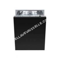lave vaisselle SMEG STL62324LFR15291 - STL62324LFR
