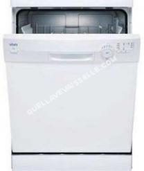 lave vaisselle VIVA VVD5W10EU  Lavevaisselle  pose libre  largeur  60 cm  profondeur  60 cm  hauteur  84.5 cm  blanc