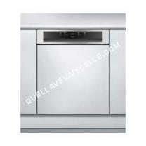 lave vaisselle WHIRLPOOL Lave-vaisselle semi-integrable  WBC3C26PX
