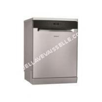 lave vaisselle WHIRLPOOL Supreme Clean WRFE2B16X  Lavevaisselle  pose libre  largeur  60 cm  profondeur  60 cm  hauteur  85 cm