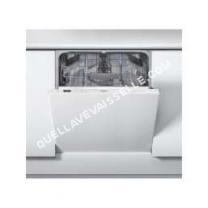 lave vaisselle WHIRLPOOL Lave vaisselle standard Intégrable  WRIC3C24PE